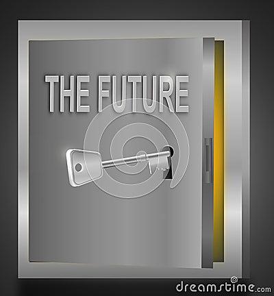 Unlock the future.