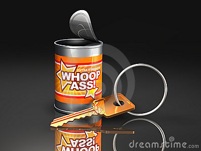 Unlocking a Can of WhoopAss