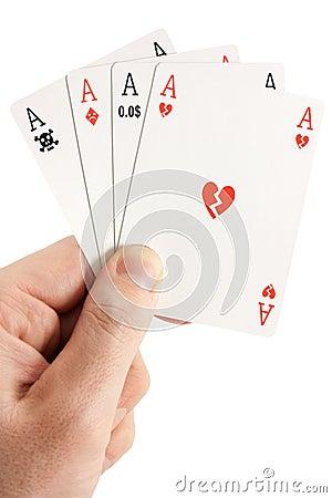 Unlucky cards