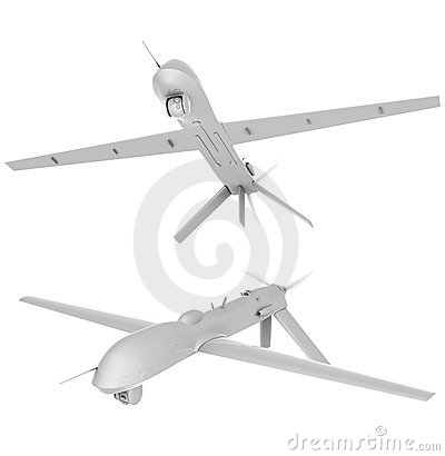 Unmanned air vehicle pack 1