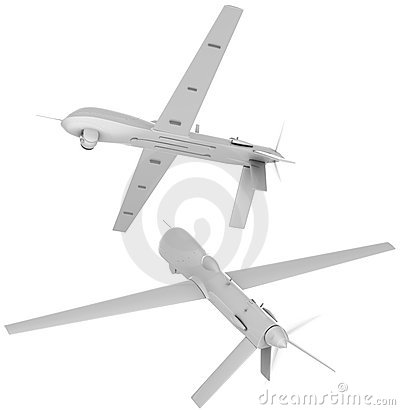Unmanned air vehicle pack 2
