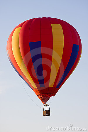 Unmanned Hot Air Balloon!