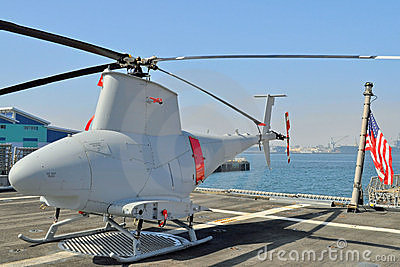 Unmanned Reconnaissance Helicopter