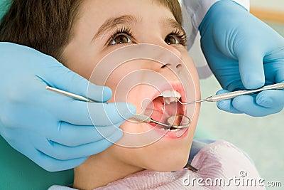 Unpleasant procedure