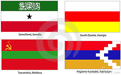 Unrecognized states flags