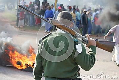Unrest Action