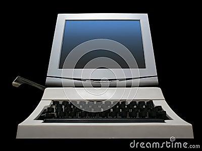 Unusual computer