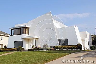Unusual House design.