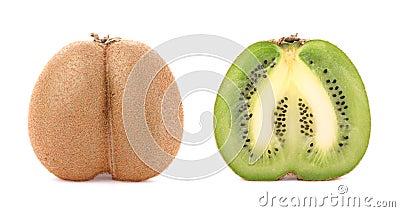 Unusual kiwi