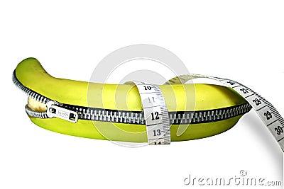 Unzipping da banana