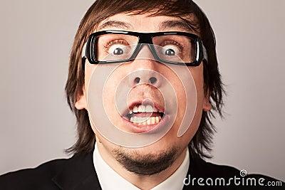Uomo d affari di grido