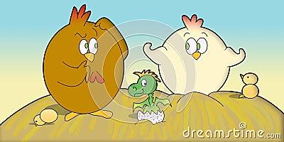 Uovo con la sorpresa