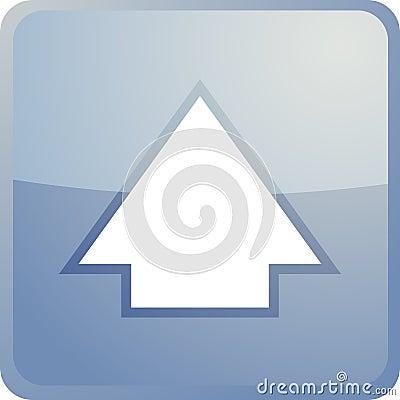 Up navigation icon