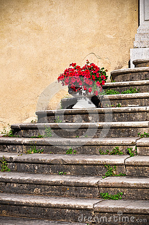 Up staircase