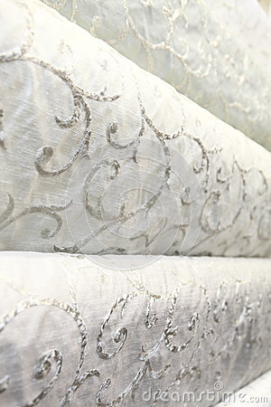 Upholstery and curtain fabrics