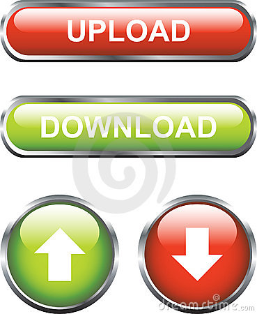 Upload / Download Icons