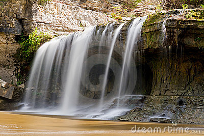 Upper Cataract Falls, Indiana