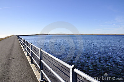 Upper Reservoir Royalty Free Stock Images - Image: 22076879