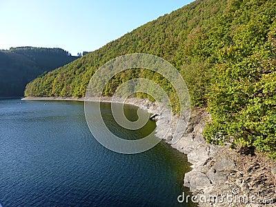 Upper Sure reservoir