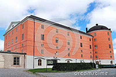 Uppsala Castle, 16 century