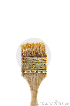 Upright Paint Brush