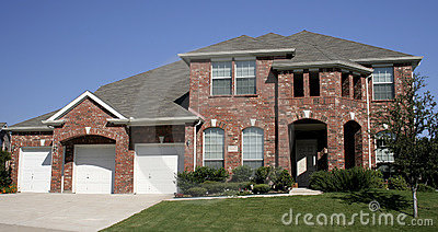 Upscale Brick Home 2
