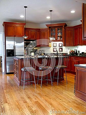 Upscale kitchen vertical stock photography image 2635682 - Upscale kitchen appliances ...