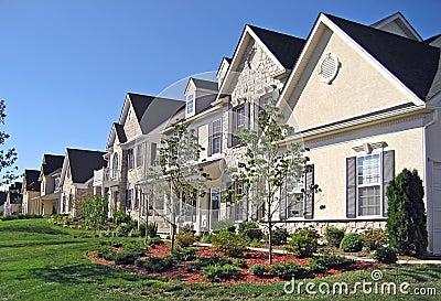 Upscale New Homes