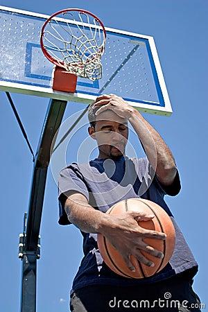 Free Upset Defeated Athlete Stock Photo - 12620470
