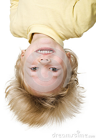 Free Upside Down Royalty Free Stock Image - 28244886