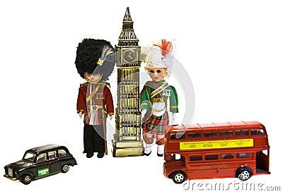 αναμνηστικά του Λονδίνο&upsil