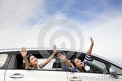 κορίτσια αυτοκινήτων ε&upsilon