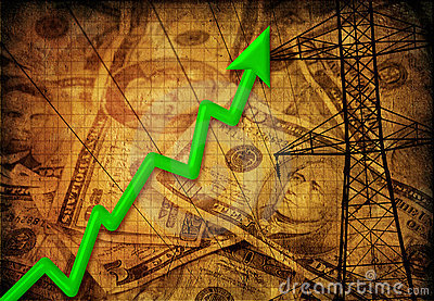 Upward Energy Profit Trend