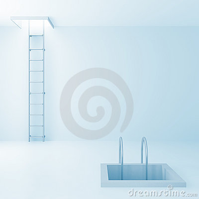 Upwards and downwards