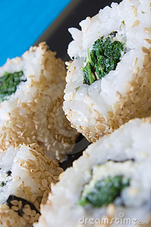 Ura Maki Sushi