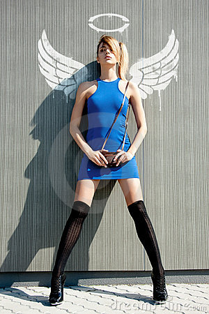 Urban angel