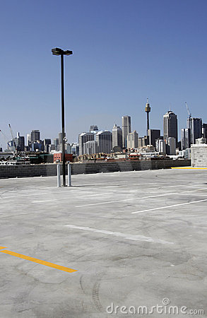 Urban Carpark