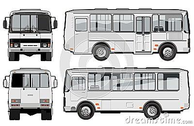 Urban / city passenger bus