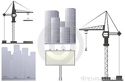 Urban construction set