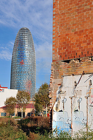 Urban contrast