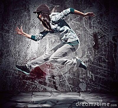 Free Urban Dance Royalty Free Stock Photography - 27616727