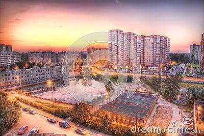 Urban general view