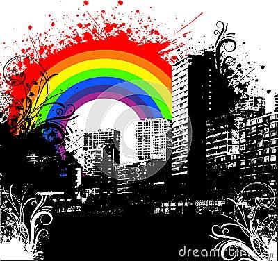 Free Urban Grunge Royalty Free Stock Photos - 3266638