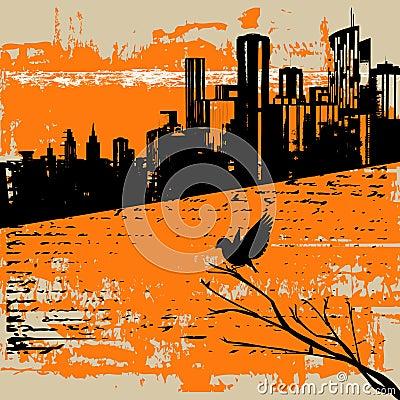 Free Urban Grunge Background Stock Images - 10868354