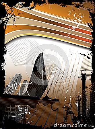 Free Urban Grunge Background Royalty Free Stock Photo - 8365585