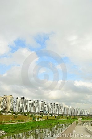Urban Housing Stock Photos - Image: 21973593