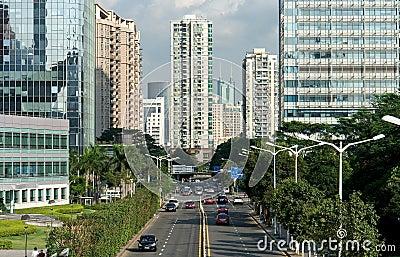 Urban daily life