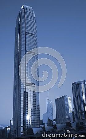 Urban Office Buildings, Hong Kong, China