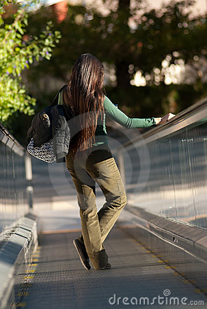 Urban outdoor life