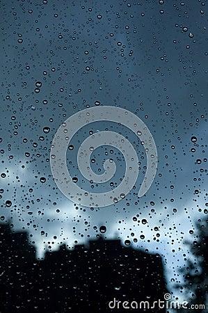 Urban Raindrops